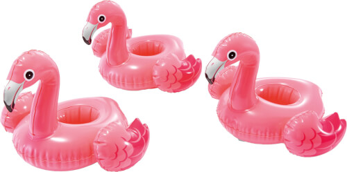 Poolbar Floating Flamingo Set, 33 x 25 cm