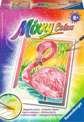 Ravensburger 29121 Mixxy Colors Flamingo