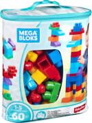 Mattel Match Box FB Bausteinebeutel Medium, 60 Teile