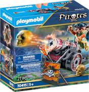 PLAYMOBIL 70415 Pirat mit Kanone