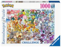 Ravensburger 15166 Puzzle Challenge Pokémon 1000 Teile