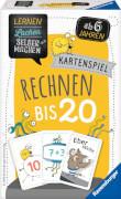 Ravensburger 41580 Kartenspiel Rechnen bis 20