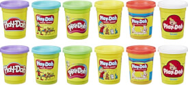 Hasbro E5891EU5 Play-Doh CLASSIC CAN COLLECTION