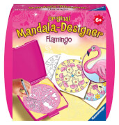 Ravensburger 28520 Mini Mandala-Designer Flamingo