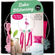 Dein Zimmer/Style! Deko-Blütenring Flamingo (100% selbst gemacht)