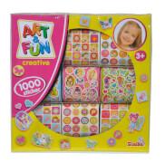 Simba Art & Fun 1.000 Mädchen Sticker