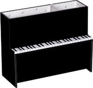 Schreibtisch-Organizer Klavier All about music