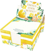 Zettelkästchen - Einfach schön notiert (All about yellow)