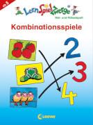 Loewe Lernspielzwerge Block: Kombinationsspiele