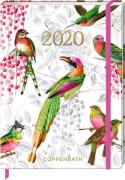 Jahreskalender: Mein Jahr 2020 (Bunte Vögel) Behr
